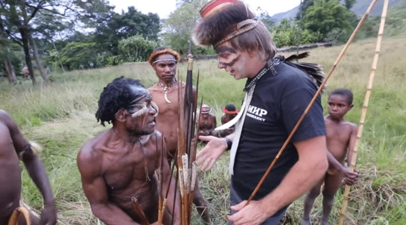 Традиции племени Дани