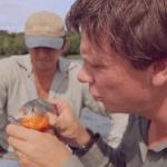 Серия 7 Боливия — Охота на пираний и крокодилов
