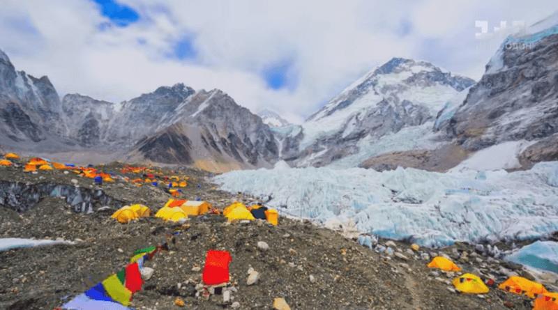 Экспедиция к Эвересту (Часть 6)