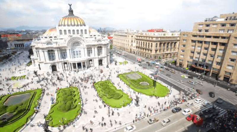 Жизнь и смерть в мексиканской столице