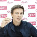 Редакцию Ivona посетил ведущий тревел-шоу Мир наизнанку