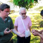 Серия 4 Бразилия — Ядовитая лягушка и традиции племени Шанинауа