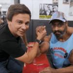 Серия 20 Бразилия — Конкурс красоты в колонии и мужчина с большими мышцами