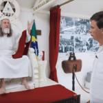 Серия 21 Бразилия — Служба аэротакси и реинкарнация Иисуса Христа