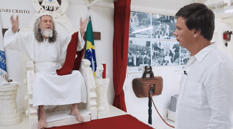 Мир наизнанку - Бразилия, серия 21