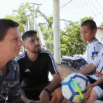 Серия 24 Бразилия — Самая молодая звезда футбола и спасение Адриано