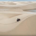 Серия 28 Бразилия — Экспедиция в пустыню Простыни Мараньяна