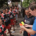 Серия 30 Бразилия — В гостях у самой известной футбольной семьи Бразилии