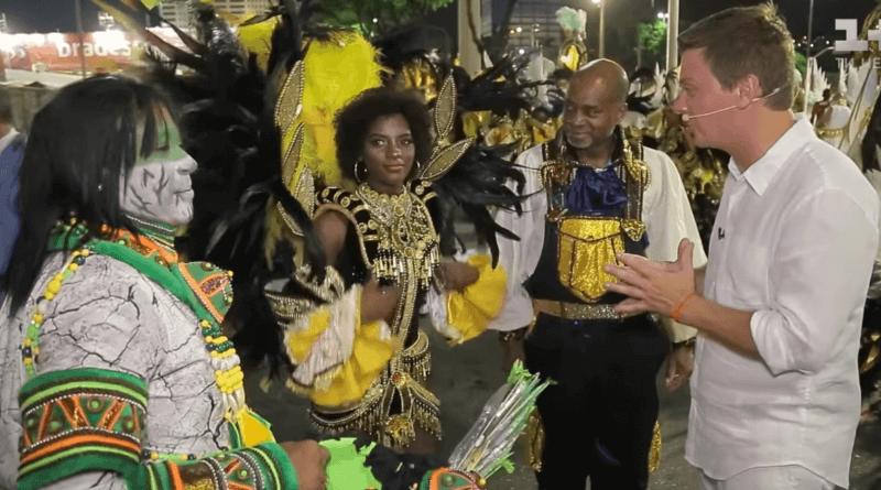 Мир Наизнанку - Бразилия, 35 серия
