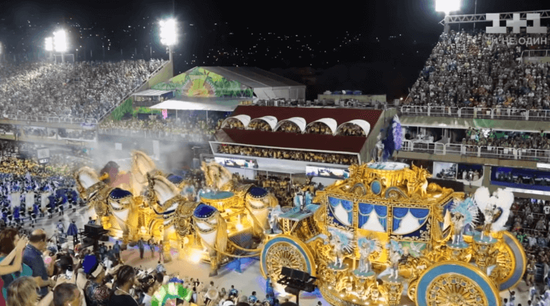 Мир наизнанку - Бразилия, серия 36