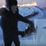 Серия 5 Китай — Как строится ледяной городок для Харбинского фестиваля