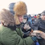 Серия 6 Китай — Монгольское искусство зимней рыбалки
