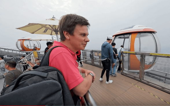 Серия 9 Китай — Самый молодой дедушка Китая и поезд со скоростью 431 км/ч