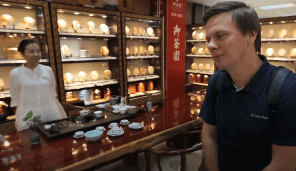 Серия 28 Китай — Как правильно выбирать и пить китайский чай