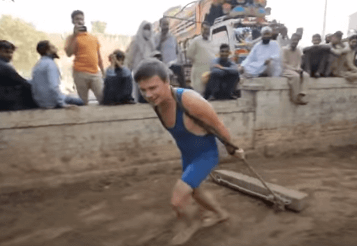 Серия 12 Пакистан — Секреты силы борцов кушти и испытание для рекордсмена