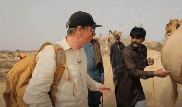 Серия 19 Пакистан — Кочевые народы и закрытая для туристов провинция