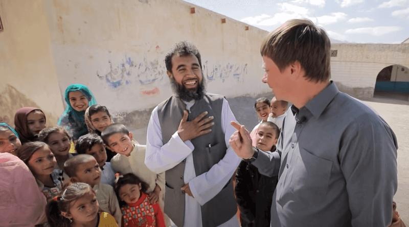 Мир Наизнанку - Пакистан серия 22